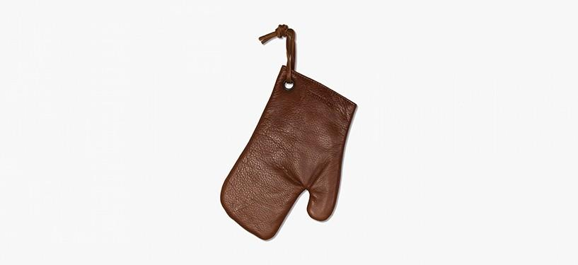 Dutchdeluxes Classic Oven Glove · Classic brown