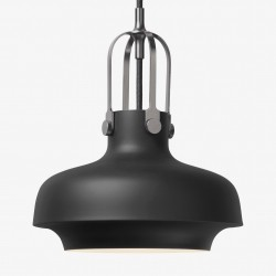 &Tradition Copenhagen Pendant SC6 · Matt Black
