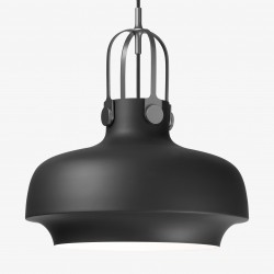 &Tradition Copenhagen Pendant SC7 · Matt Black