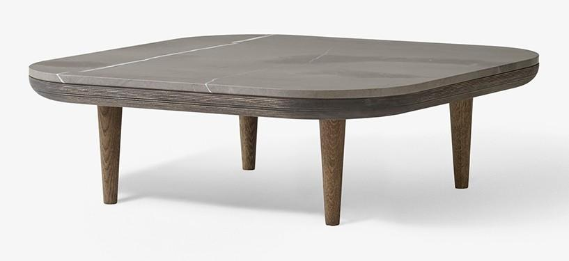 &Tradition Fly Table SC4 · Marmor Pietra di Fossena · Eg