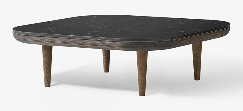 &Tradition Fly Table SC4 · Marmor Nero Marquina · Eg