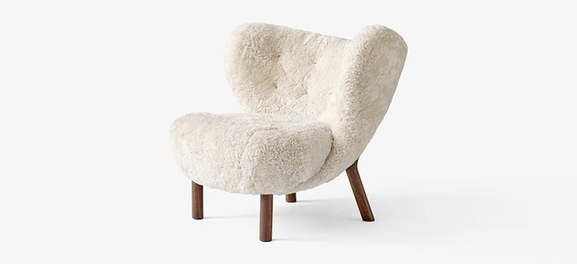 &Tradition Little Petra VB1 · Valnød · Sheep Moonlight