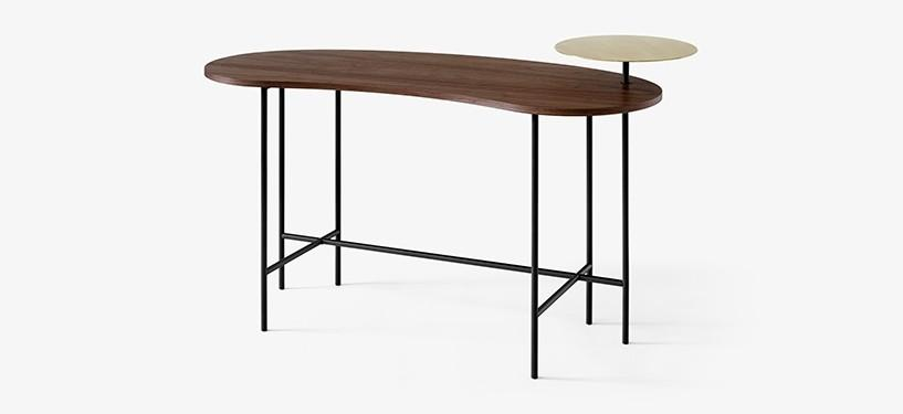 &Tradition Palette Desk JH9 · Walnut