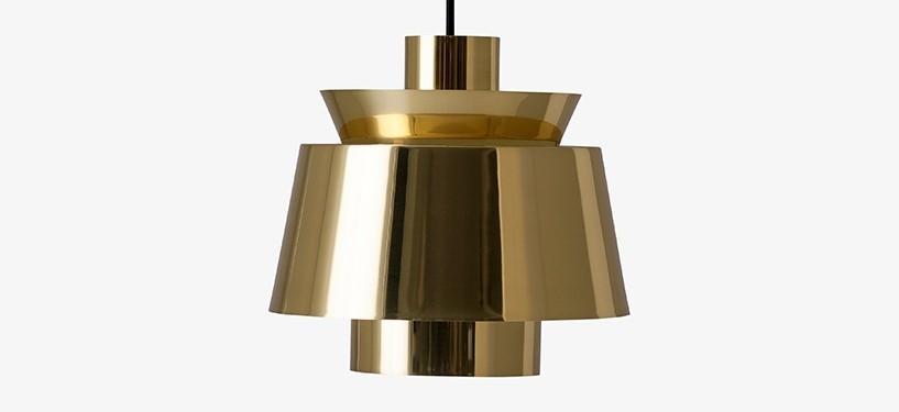 &Tradition Utzon Lamp JU1 · Brass