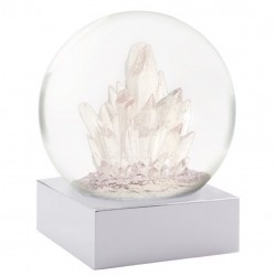 CoolSnowGlobes Crystal Buddha