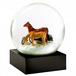 CoolSnowGlobes Horses