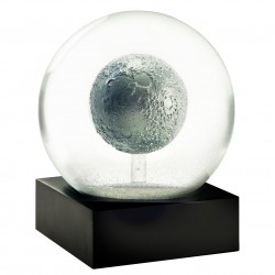 CoolSnowGlobes Moon