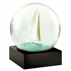 CoolSnowGlobes Sailboat