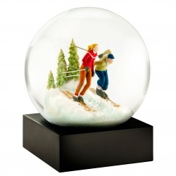 CoolSnowGlobes Skiers