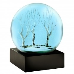 CoolSnowGlobes Winter Evening