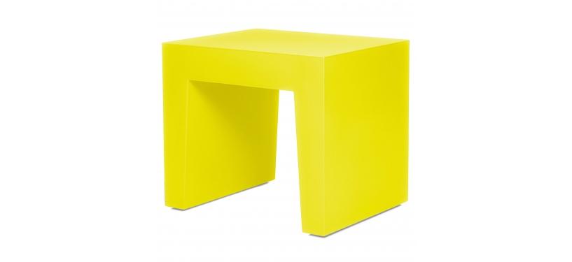 Fatboy Concrete Seat · Dijon Yellow