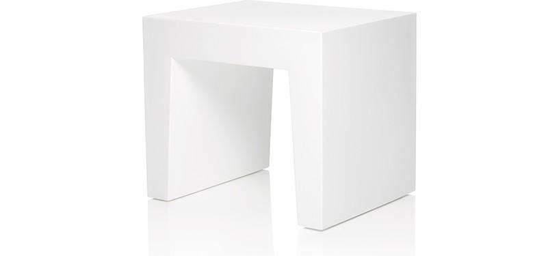 Fatboy Concrete Seat · White
