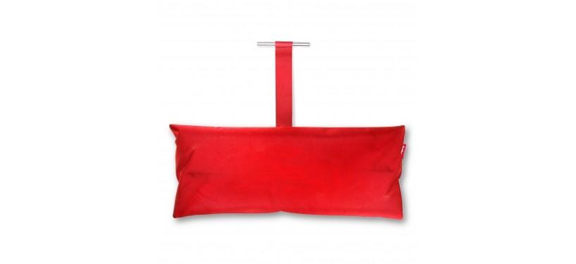 Fatboy Headdemock Pillow · Red