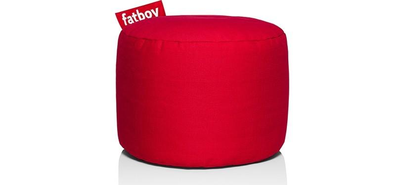 Fatboy Point Stonewashed · Red