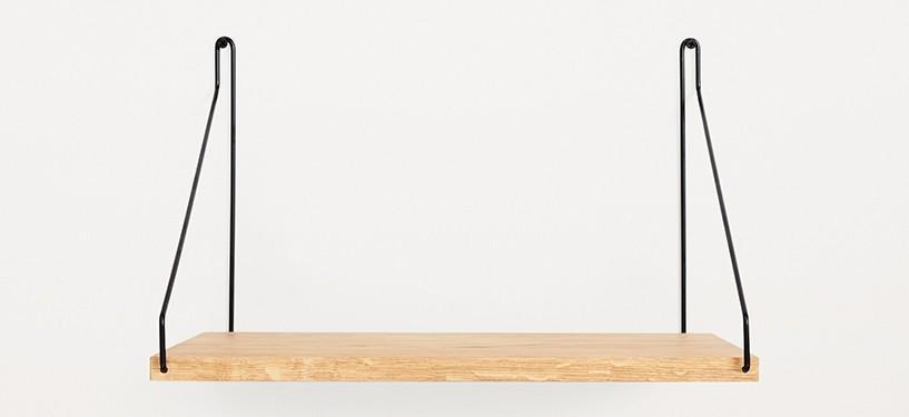 Frama Shelf · Eg · 40 x 27 · Sort
