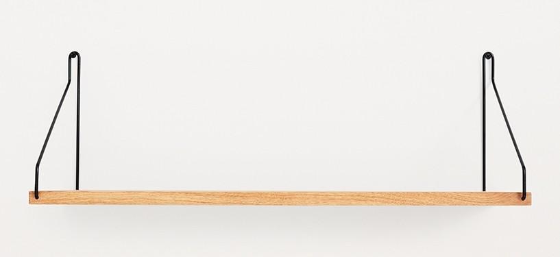 Frama Shelf · Eg · 60 x 20 · Sort