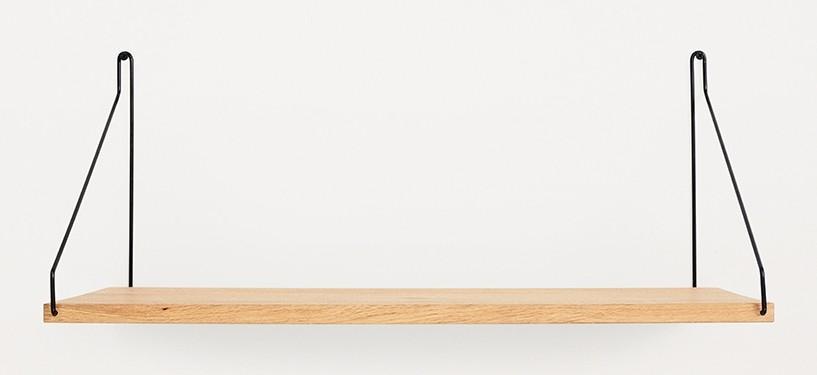 Frama Shelf · Eg · 60 x 27 · Sort