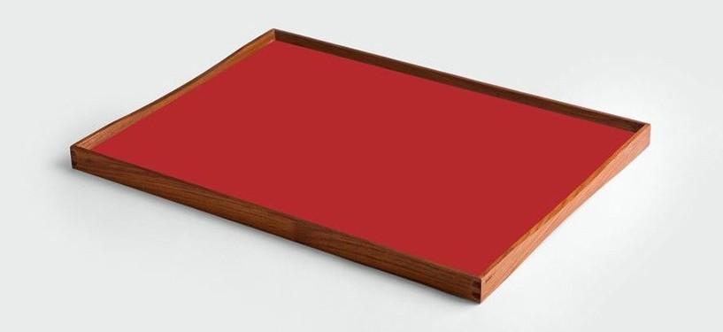 Architectmade Vendebakke · Sort & rød · Stor