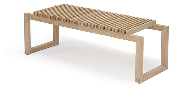 Skagerak Cutter Bench · Eg