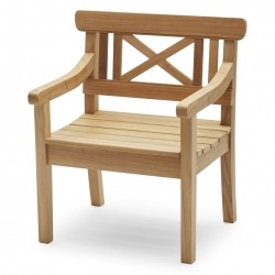 Skagerak Drachmann Chair · Teak