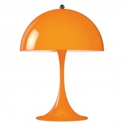 Louis Poulsen Panthella MINI Bord · Orange