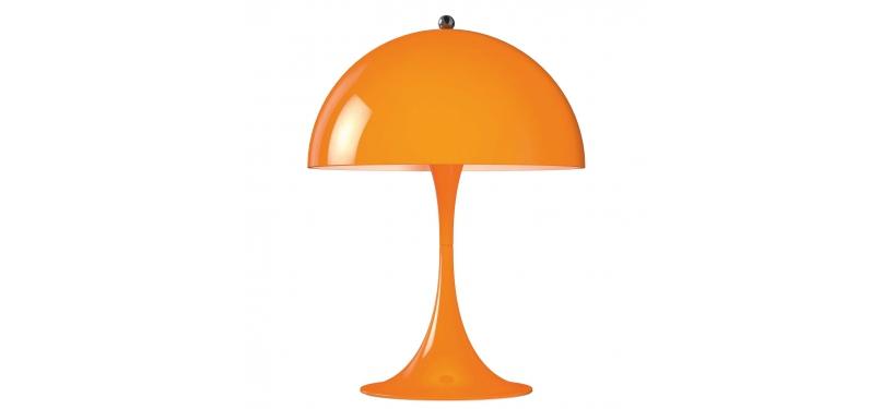 Louis Poulsen Panthella MINI Bord · Orange
