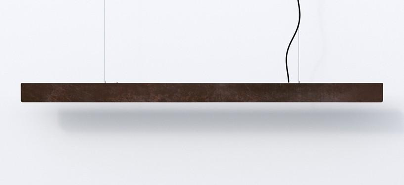 Anour I Model · 100 · Stål rusten · Sort