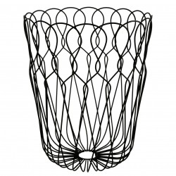 Ro Collection Basket No. 13 · Black