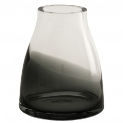 Ro Collection Flower Vase No. 2 · Smoked grey