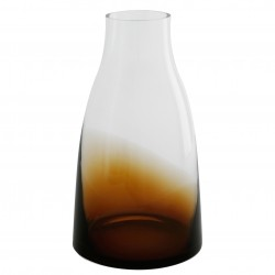 Ro Collection Flower Vase No. 3 · Burnt sienna