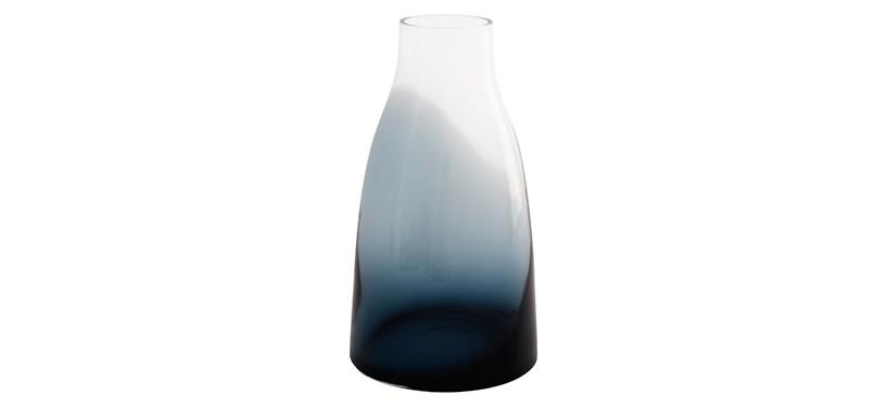 Ro Collection Flower Vase No. 3 · Indigo blue