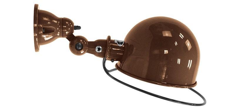 Jieldé Loft D1020 · Blank · Kobber hammerlak