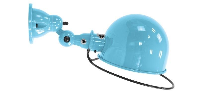 Jieldé Loft D1020 · Blank · Pastelblå