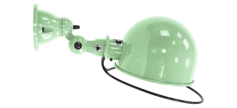 Jieldé Loft D1020 · Blank · Pastelgrøn