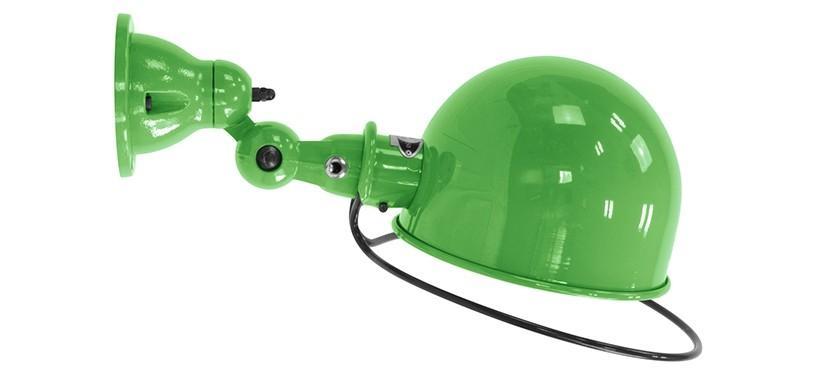 Jieldé Loft D1020 · Blank · Æblegrøn