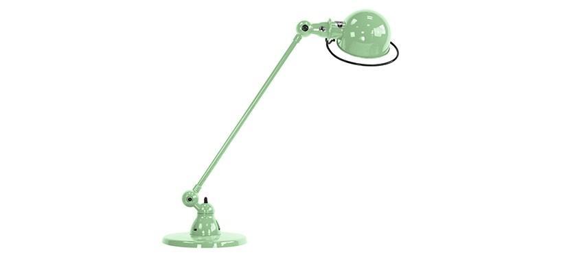 Jieldé Loft D6000 · Blank · Pastelgrøn