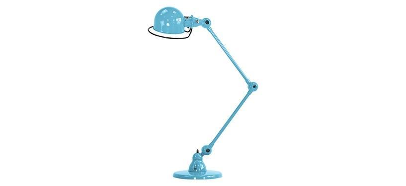 Jieldé Loft D6440 · Blank · Pastelblå