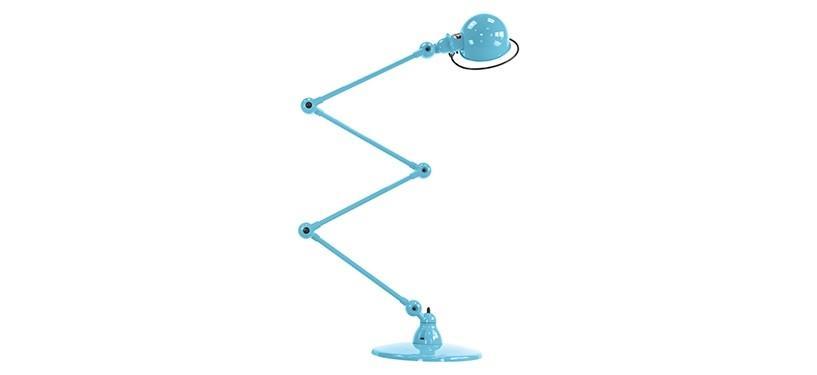 Jieldé Loft D9404 · Blank · Pastelblå
