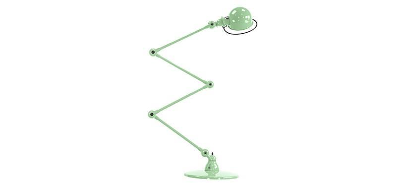 Jieldé Loft D9404 · Blank · Pastelgrøn