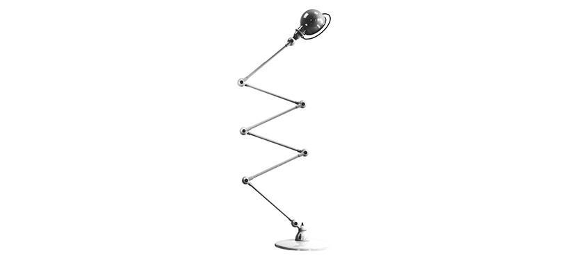 Jieldé Loft D9406 · Blank · Krom