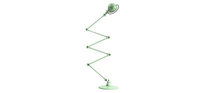 Jieldé Loft D9406 · Blank · Pastelgrøn