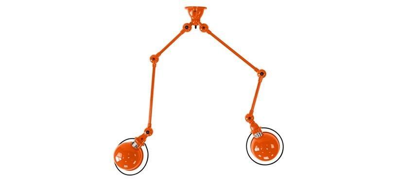 Jieldé Sky4224 · Blank · Orange