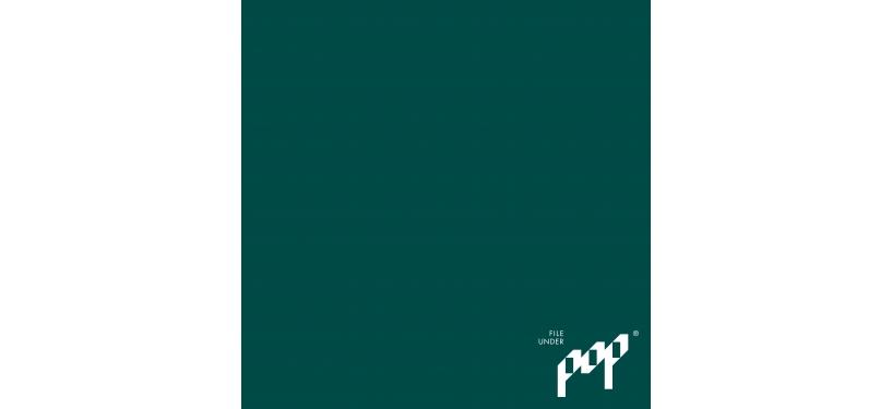 File Under Pop Paint Velvet Green · Tre Stjerner 80% · 3 liter