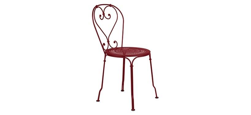 Fermob 1900 Chair · Chili