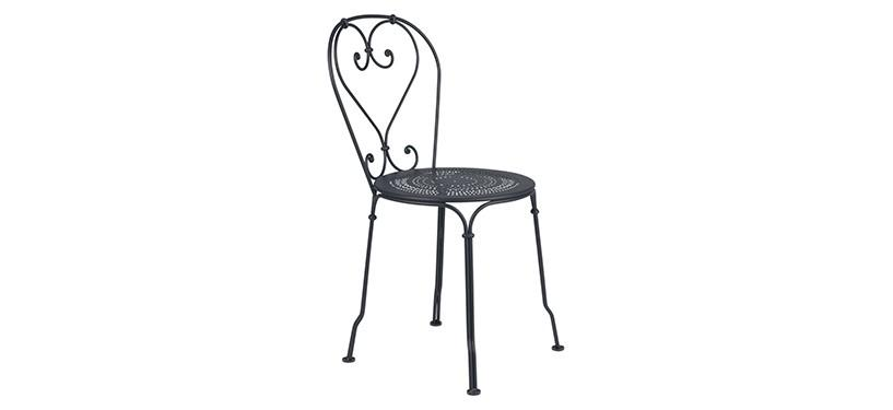 Fermob 1900 Chair · Anthracite