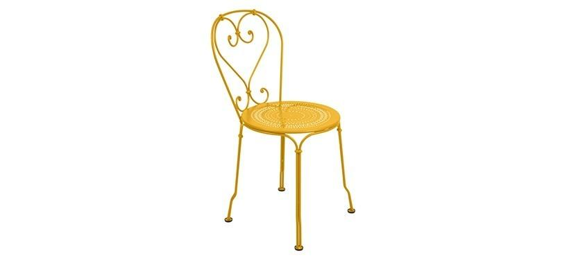 Fermob 1900 Chair · Honey