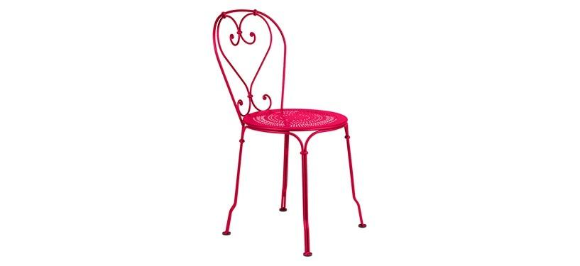 Fermob 1900 Chair · Pink Praline