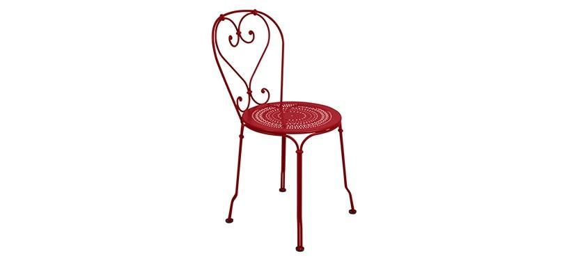 Fermob 1900 Chair · Poppy