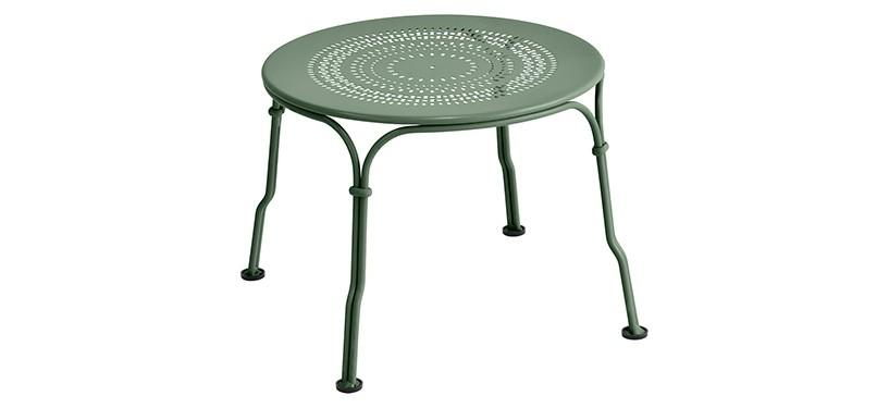 Fermob 1900 Low Table · Cactus