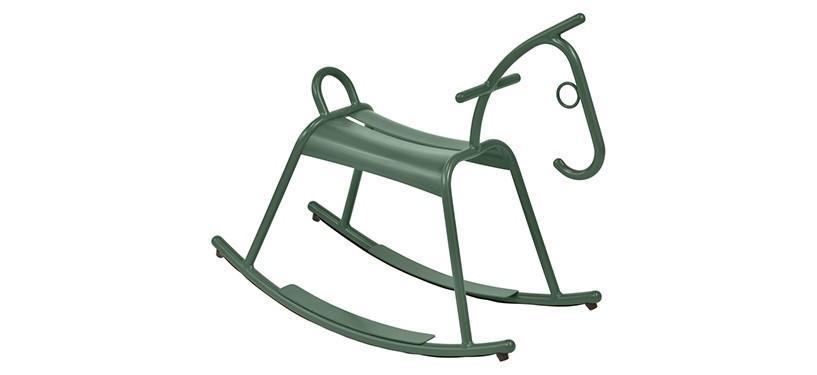 Fermob Adada Rocking Horse · Cedar Green